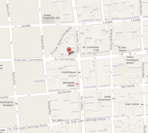 Avenida crámer 2704   Google Maps