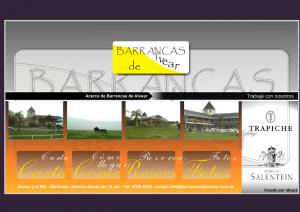 Barrancas de Alvear   Restaurant