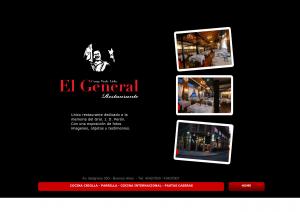 EL GENERAL   RESTAURANTE