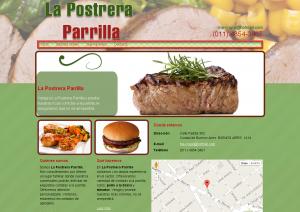 La Postrera Parrilla. Parrilla en general en Ciudad de Buenos Aires