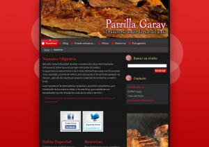 Nosotros    Parrilla Garay
