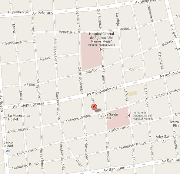 Uriburu 1687  Buenos Aires  Argentina   Google Maps